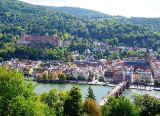 Heidelberg Philosophenweg kleine Wanderung