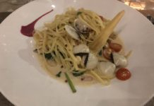 La Gourmeda - Port Andratx - Pasta Seafood
