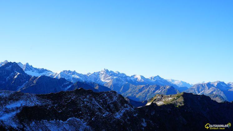 Oberstdorf Nebelhorn Aufstieg