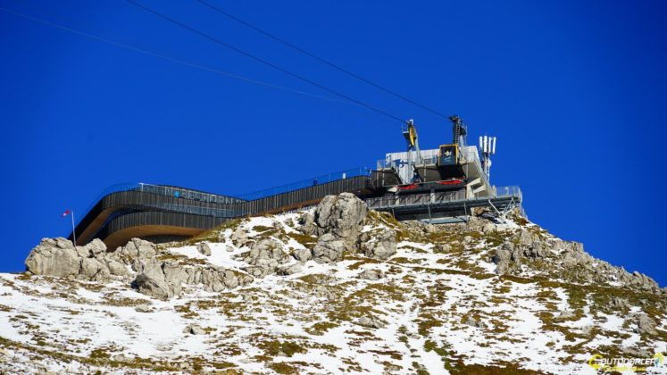 Oberstdorf Nebelhorn Gipfelstation