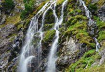Oberstdorf im Allgäu - Wasserfälle