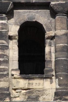 Porta Nigra Bogen