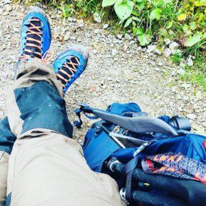 Rast Tour Nebelhorn Rucksack Packliste