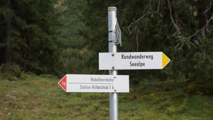 Wanderwege und ihre Schwierigkeitsgrade - Beschilderung am Berg richtig lesen