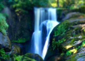 Wasserfälle Triberg - Triberger Wasserfälle - Gutach - Deutschlands höchste Wasserfälle